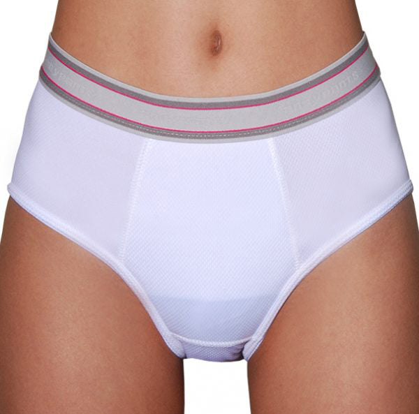K3 – white – Women's Incontinence Underwear - FANNYPANTS® Incontinence panties/ briefs