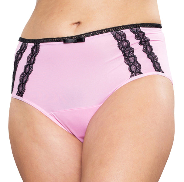 Venice – English Rose – Women's Incontinence Panties - FANNYPANTS® Incontinence panties/ briefs