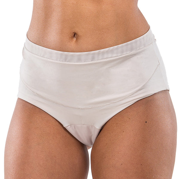 del Sol – Nude – Women's Incontinence Underwear - FANNYPANTS® Incontinence panties/ briefs