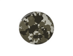 Button | Grey Camo | Badges and Buttons Club