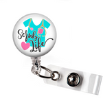 Badge Reel | Scrub Life | N021 | Badges and Buttons Club