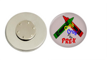Magnetic Pin Back | Cray Cray for Pre-K | Badges and Buttons Club