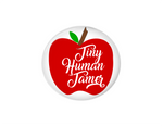 Button | Tiny Human Tamer | Badges and Buttons Club