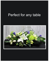 Perfectly Pure Table Center Piece