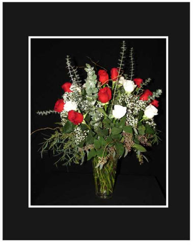 Grand Prix Rose Bouquet