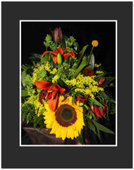 Fall Garden Hand Tied Bouquet