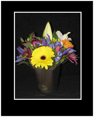 Posy Bouquet Arrangement