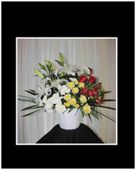 Timeless Sympathy Arrangement