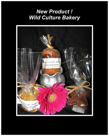 Wild Culture Bakery Cookies