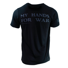 144 my hands for war black