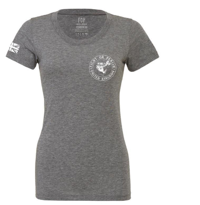 FOP Female - Grey