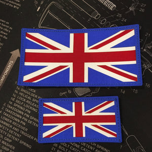 Laser Cut Union Jack Patch