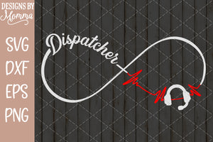 Dispatcher Infinity SVG DXF EPS PNG