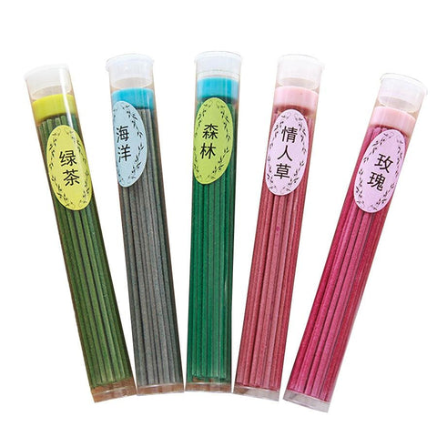 Earth & Wood Incense Sticks Natural Hippie Scents Aroma For Incense Burners
