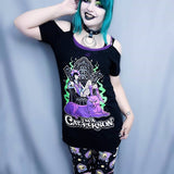 Cat Person Evil-Lyn Slouchy Tee