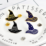 Wizard Hat Pins