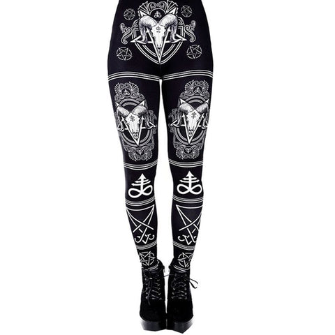 Day Of The Ram Leggings