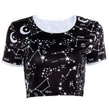 Constellation Crop Top