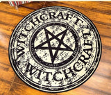Witchcraft Area Rug - Diameter 40Cm - Home