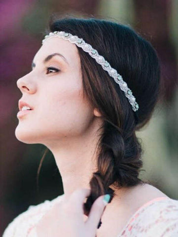 Bohemian Beads Headwear Accessories APRICOT
