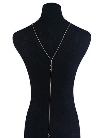 Image of Dooerzi Sexy Bohemia Back Chain Accessories