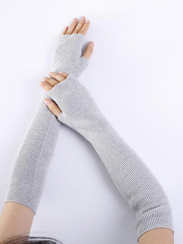 Dooerzi Knitted 7 Colors Sleevelet Accessories