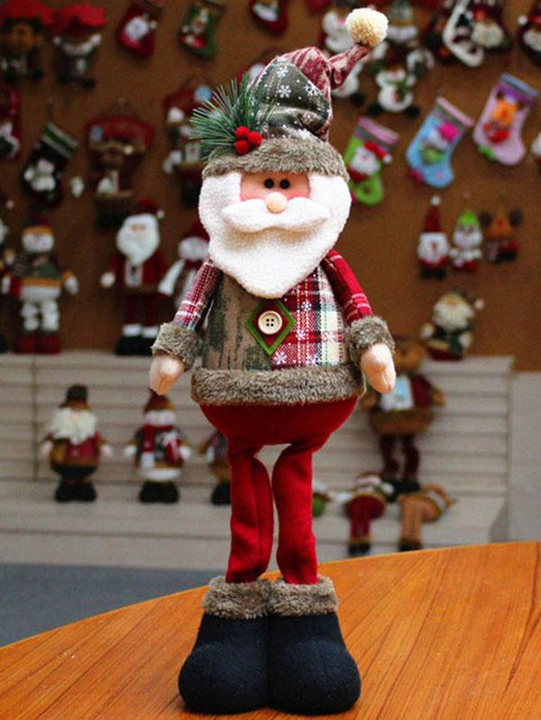 Christmas Shopwindow Doll Decoration OLD MAN FREE SIZE
