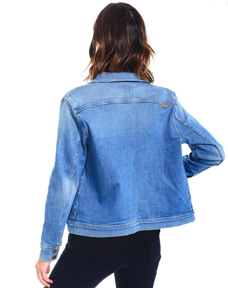 Standard Womens Denim Jacket - Kenmore