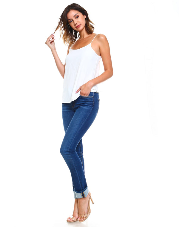 Slim Womens Straight Fit - Western