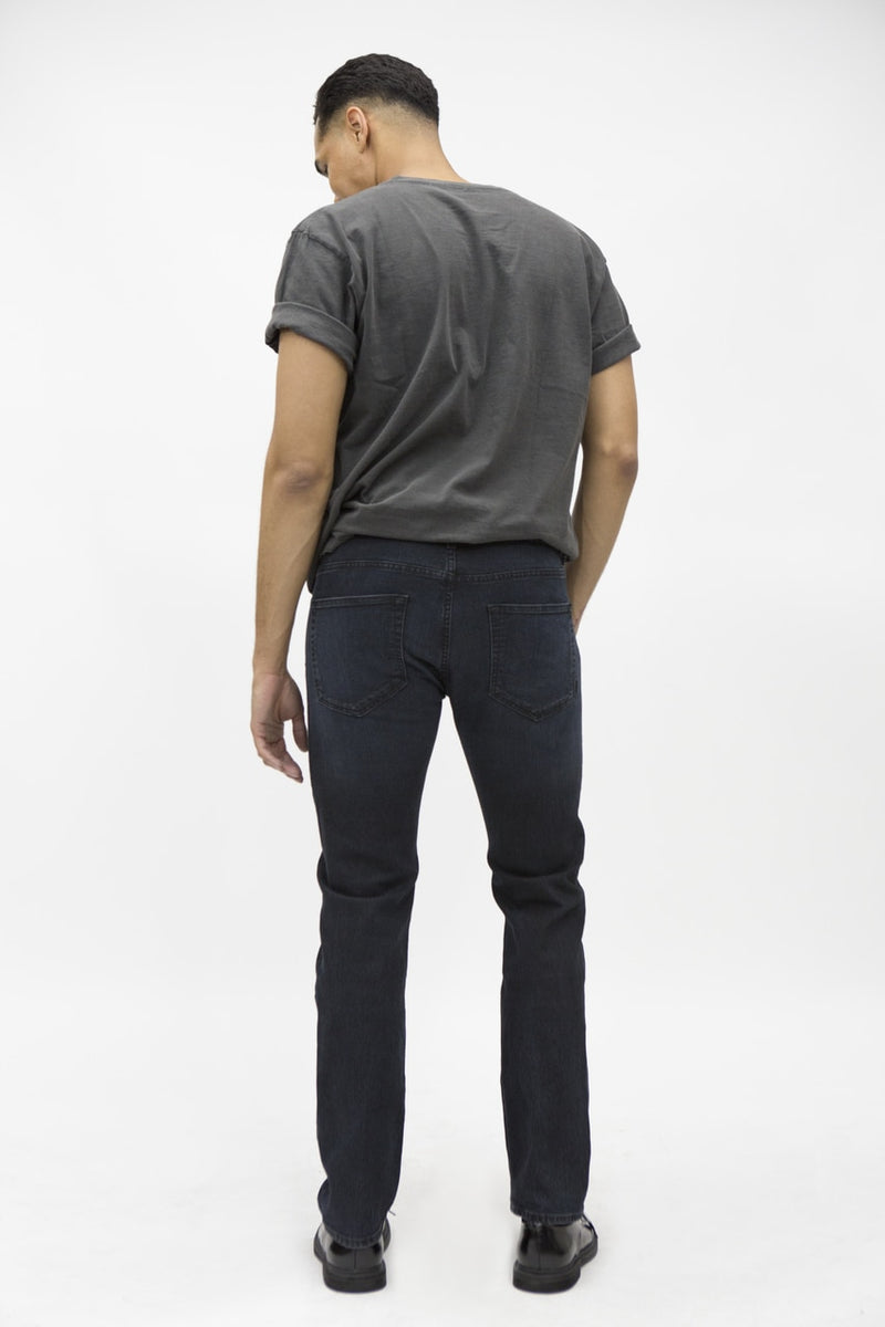 Slim Mens Slim Fit - Black Pigment