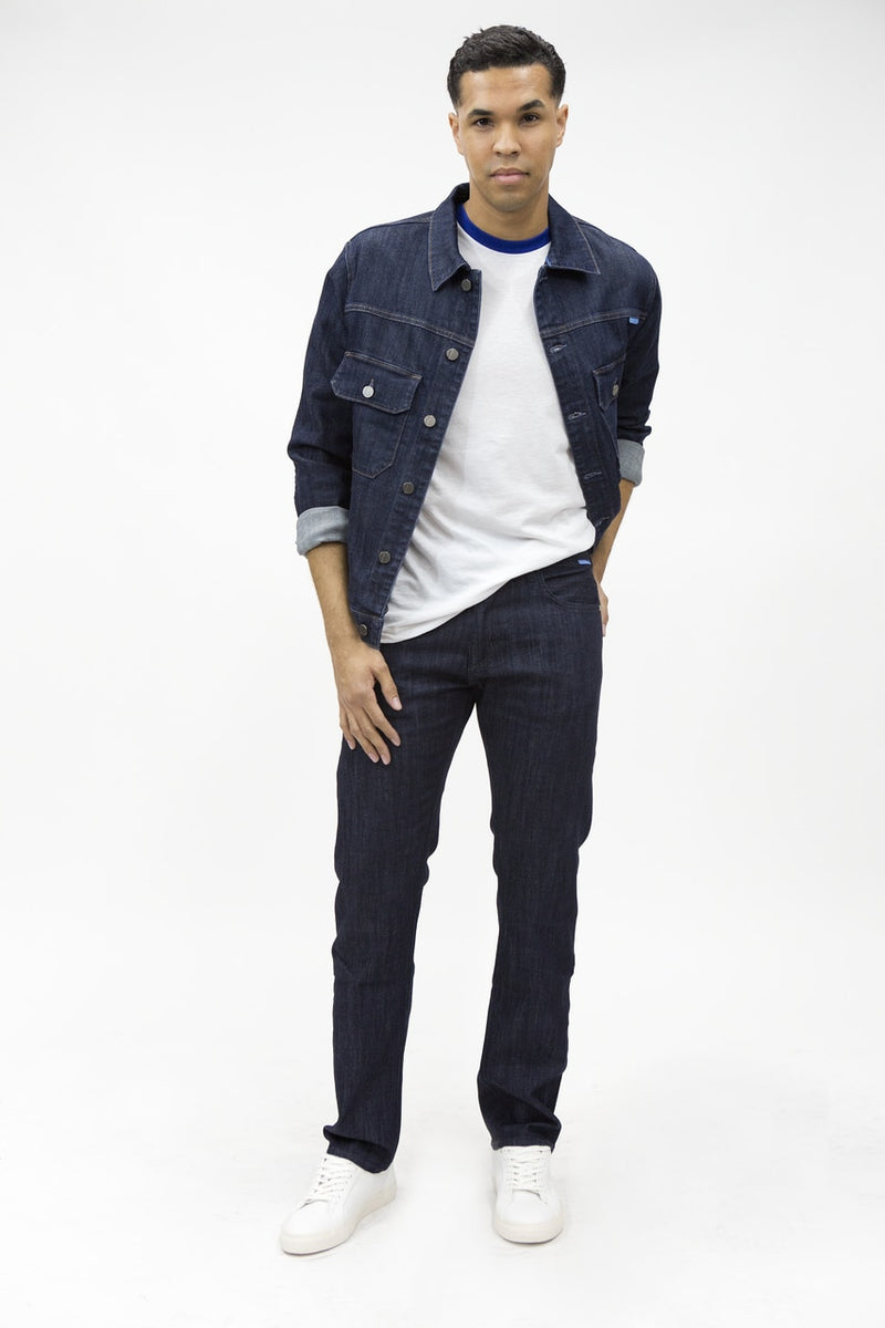 Slim Mens Straight Fit - Wilton