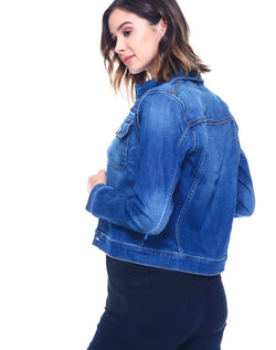 Standard Womens Classic Denim Jacket - Alameda