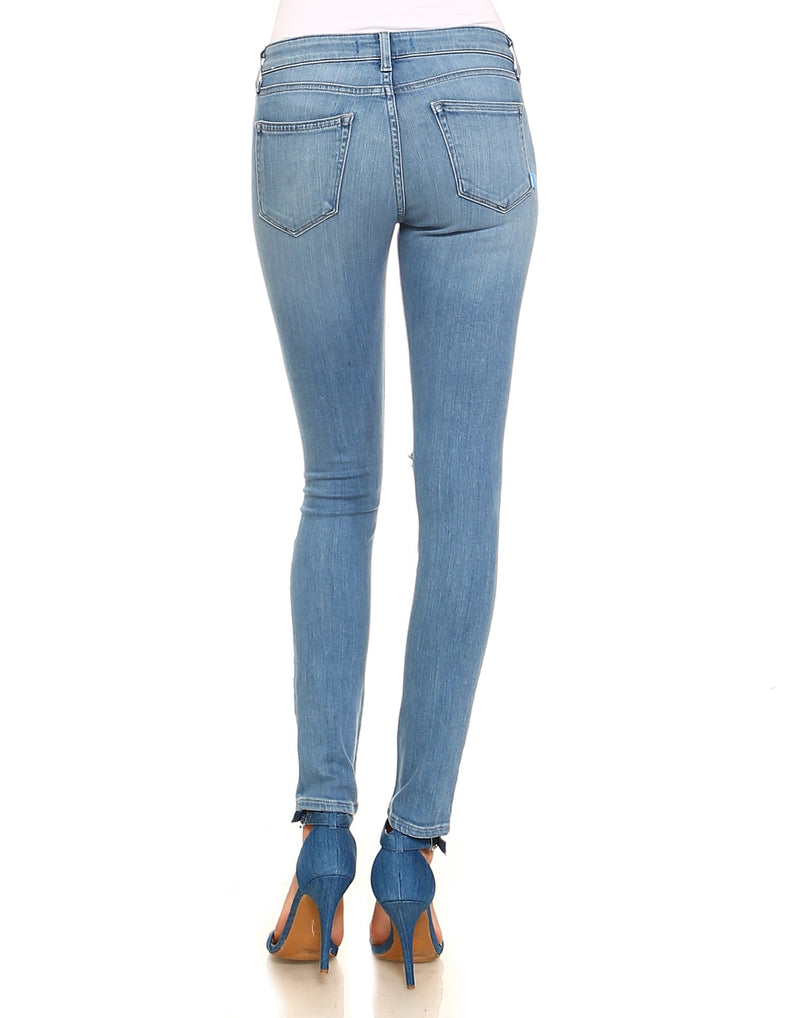 Slim Womens Skinny Fit - Jefferson