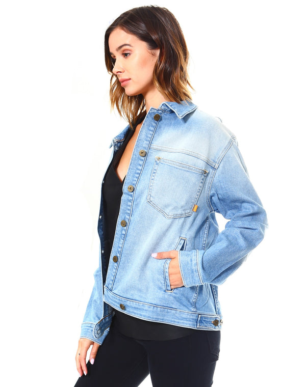 Standard Womens Oversized Jacket - Santa Monica