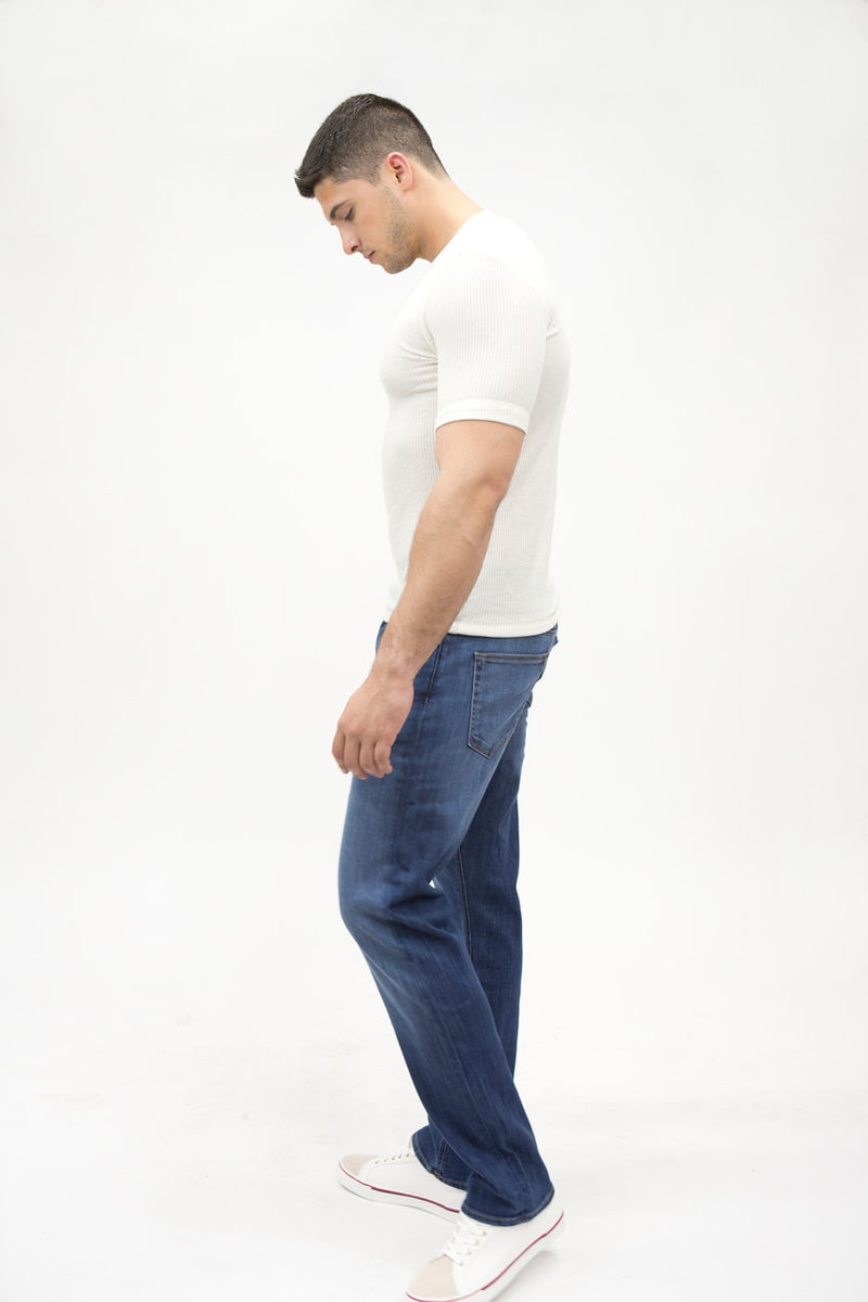 Athletic Mens Straight Fit - Normandie