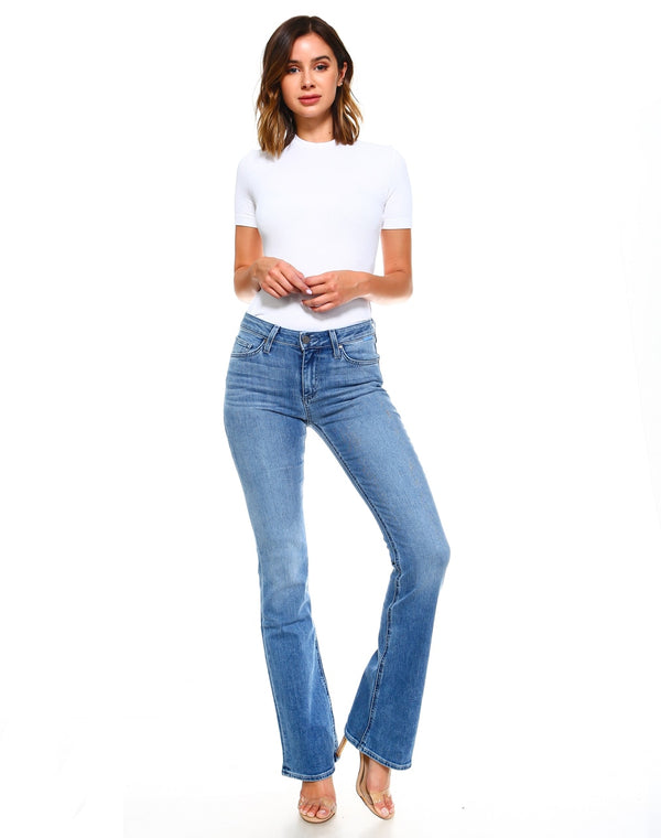 Slim Womens Bootleg Fit - Larchmont