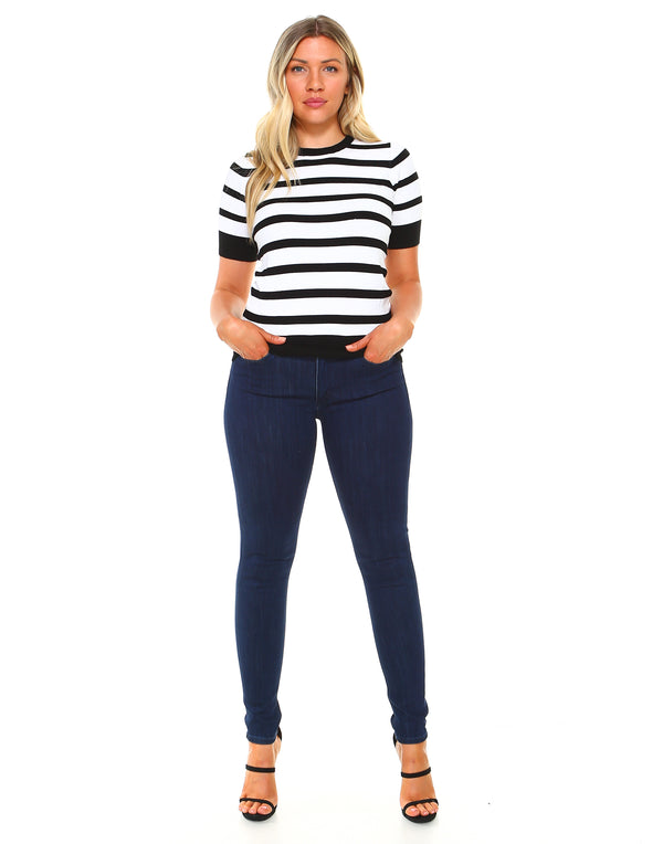 Curvy Womens Skinny Fit - Georgia - WS