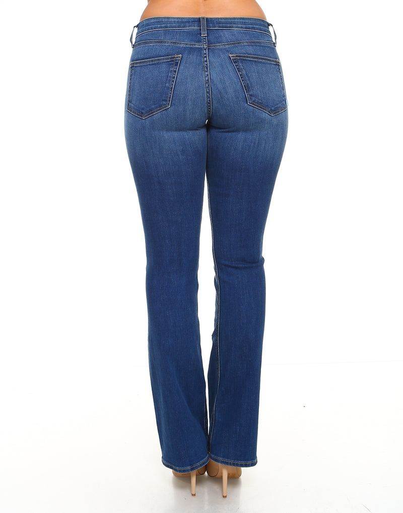 Curvy Womens Bootcut Fit - Highland