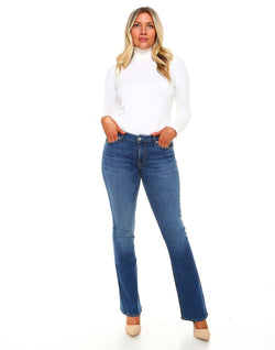 Curvy Womens Bootcut Fit - Highland - WS