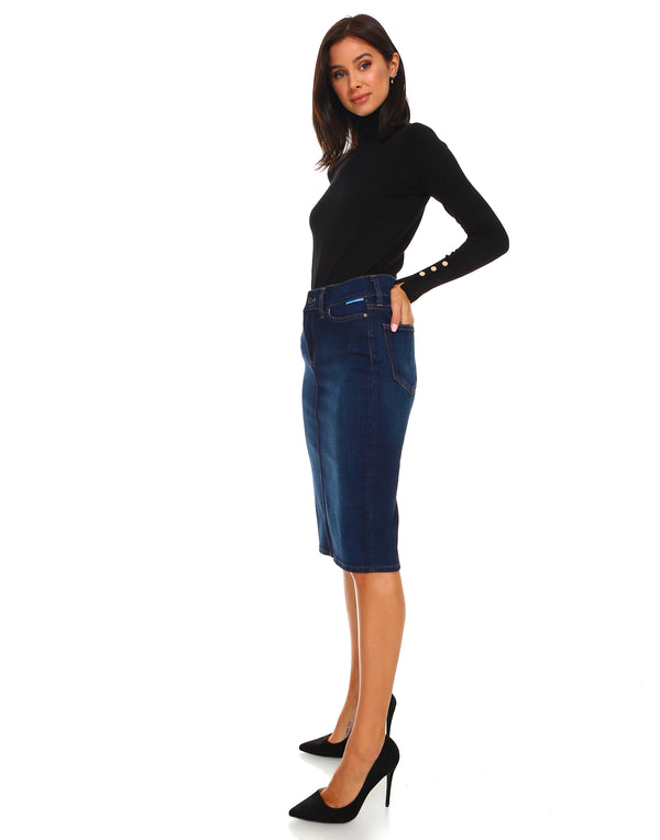 Standard Womens Pencil Skirt - La Vita