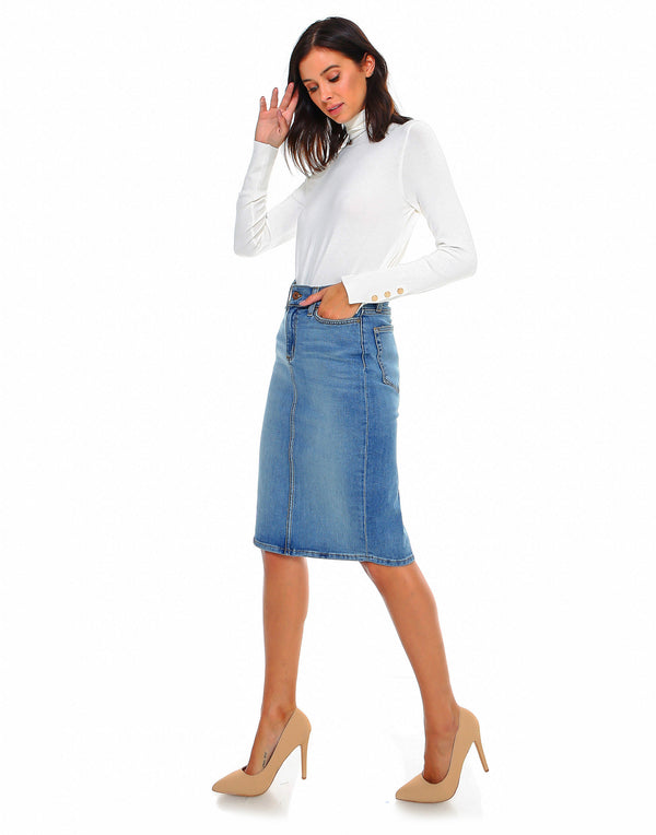 Standard Womens Pencil Skirt - Rochester