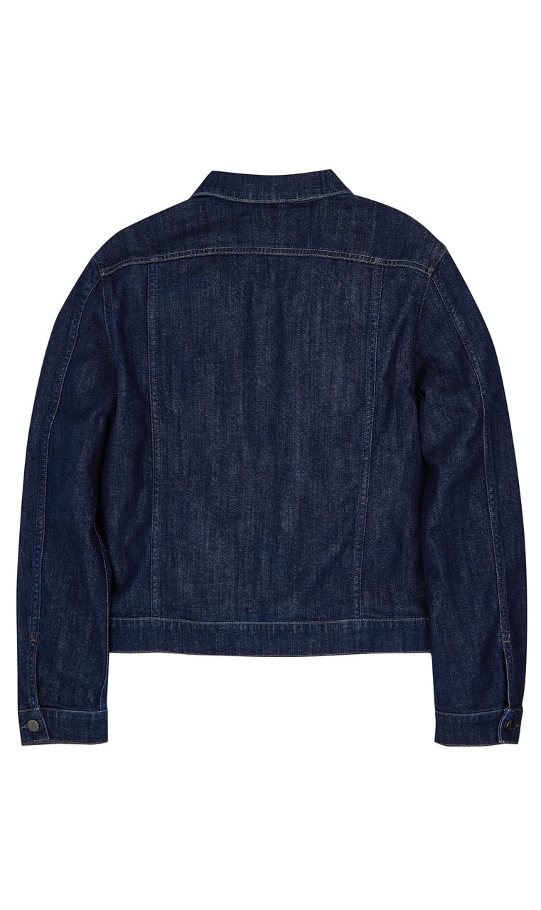 Standard Mens Modern Fit Denim Jacket - Wilton