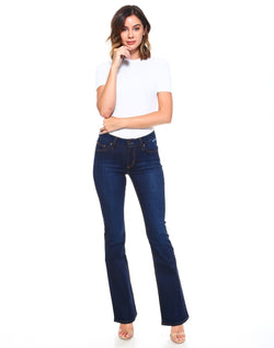 Slim Womens Bootleg Fit - La Brea