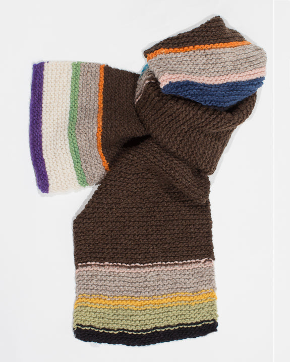 Hand Knitted Scarf
