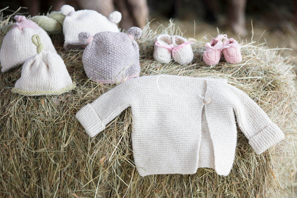 Baby Origami Sweater