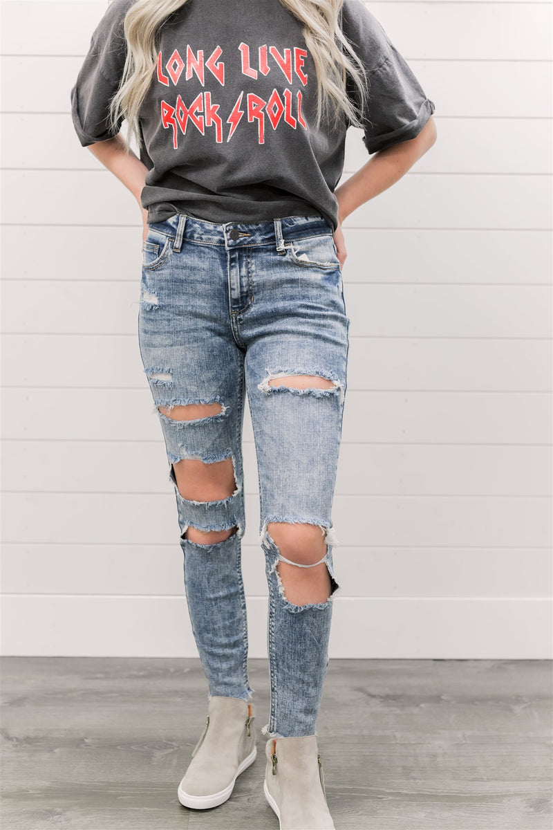 Josie Cello Jeans