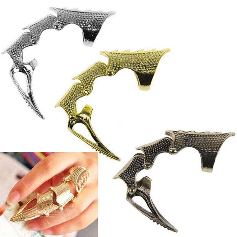 New Fashionable Claw Rings, Punk Style