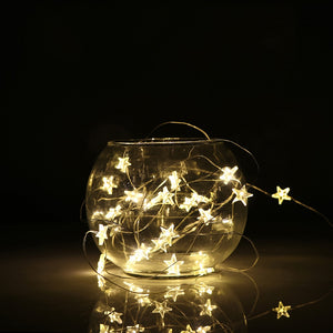 Glowing Starry Fairy Starlights