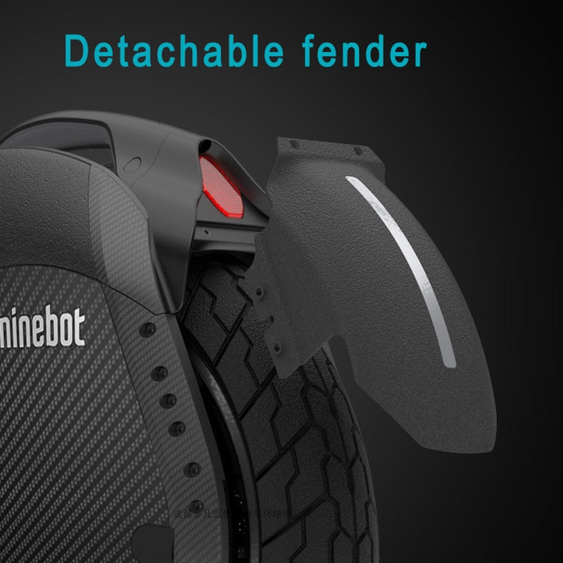 2018 Newest NINEBOT ONE Z10 electric unicycle wide wheel 1800W motor maximum speed 45km/h, battery 1000WH, Bluetooth, smart APP