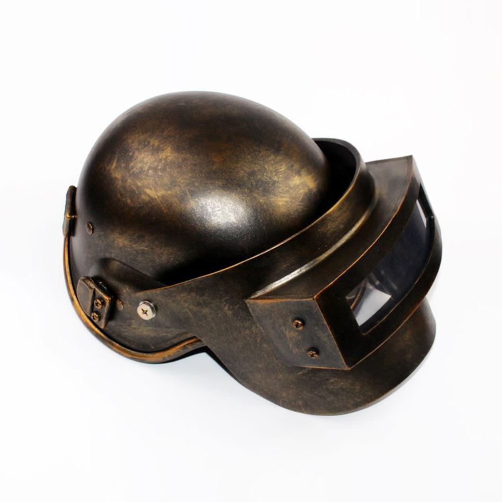 /Hyper-Realistic PUBG Level 3 Helmet / Cosplay